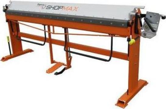 Abkant manual cu masa basculanta Shopmax 2500/0.8