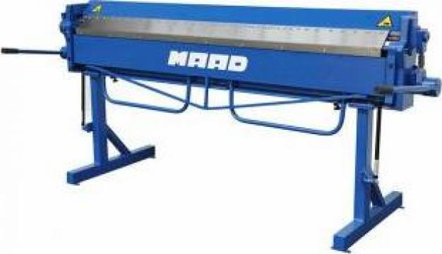 Abkant manual segmentat HS-2100 / 1.2 mm MAAD