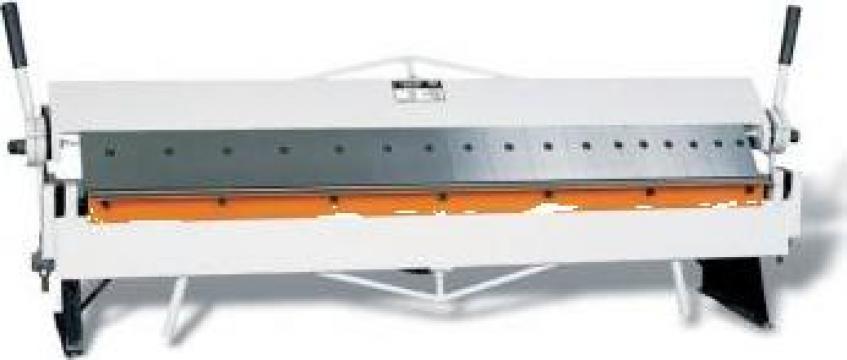 Abkant manual segmentat de indoit tabla 1220 mm ROP-15/1260