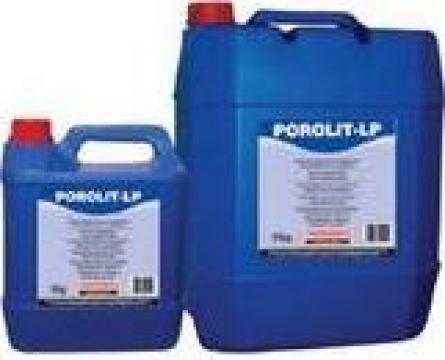 Aditiv antrenor de aer si plastifiant betoane Porolit-LP