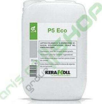 Aditiv betoane si mortare Kerakoll - P5 Eco