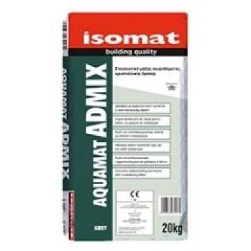 Aditiv pentru betoane Isomat Aquamat Admix Grey 20 kg