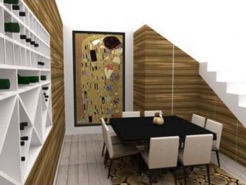 Amenajari interioare, case, apartamente, livinguri