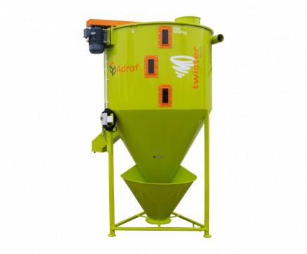 Amestecator mixer M01/2 1000kg cu motor monofazat