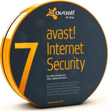 Antivirus Avast Internet Security