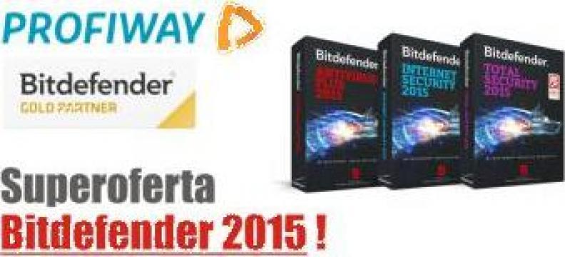 Antivirus Bitdefender 2015