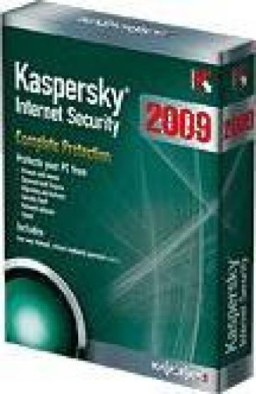 Antivirus Kaspersky Internet Security