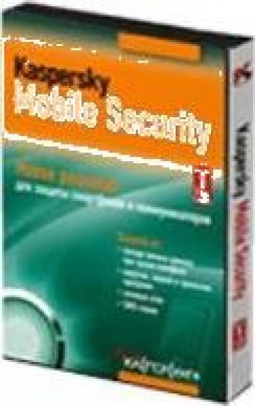 Antivirus Kaspersky Mobile Security