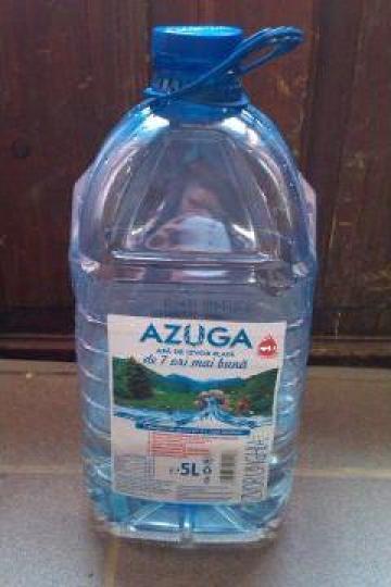 Apa plata alcalina 5 litri PH 8,3 Azuga