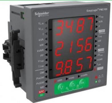 Aparat masura Power & Energy meter, METSEPM2110, EasyLogic