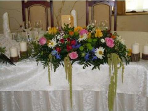 Aranjamente florale masa miri