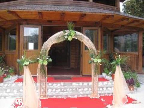 Aranjamente nunti, aranjamente sala nunta cu agentie nunti