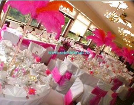 Aranjamente sala nunta, nunti, organizare nunta
