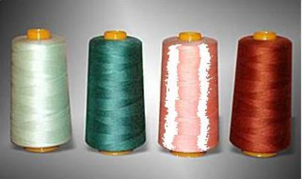 Ata de cusut finete 120, 100% polyester