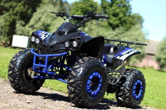 Atv RedPower 125cc, Warrior Pro Rg8 Stiker Nou