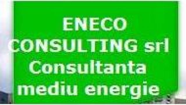 Audit energetic, Bilant energetic, ARCE