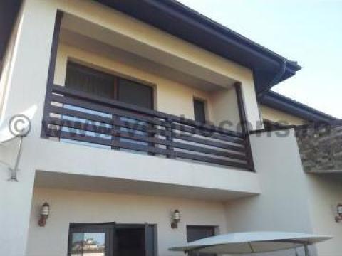 Balustrada exterioara pentru balcon