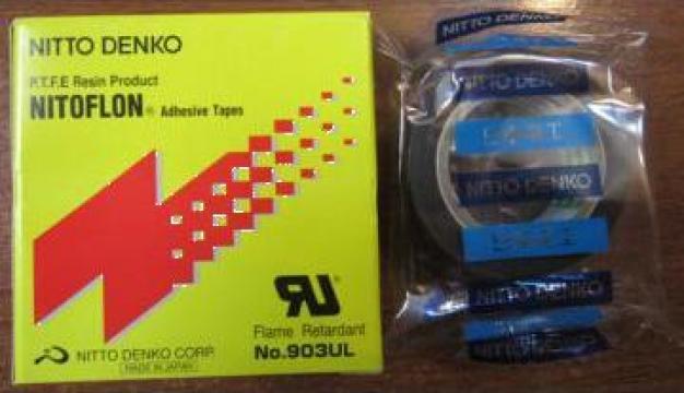 Banda teflon Nitto 903 UL 0,08mm x 15mm x 10000mm