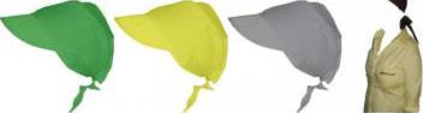Bandane colorate pentru fete