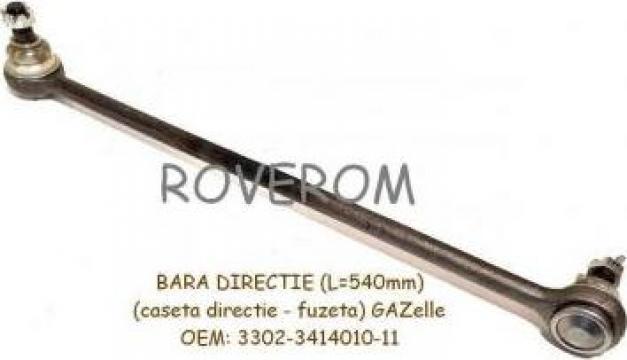 Bara directie Gaz-3302, Gazelle, caseta-fuzeta, 540mm