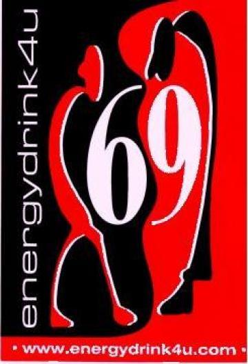 Bautura energizanta Energy drink 4 u 69