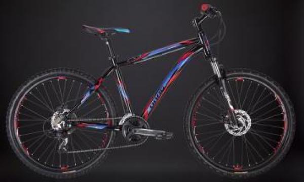 "Bicicleta Drag 26""ZX3 Team Edition"