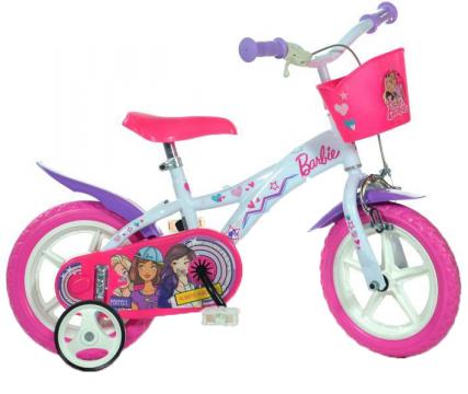 Bicicleta copii 12 - Barbie