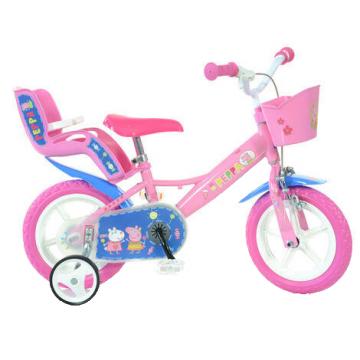 Bicicleta copii 12'' - Purcelusa Peppa