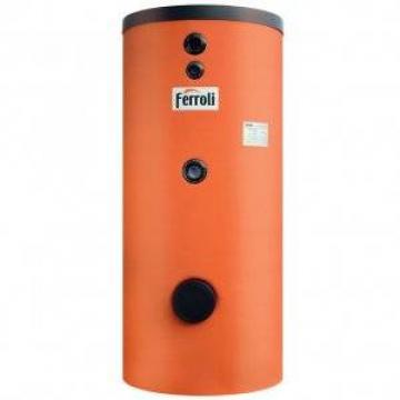 Boiler cu 2 serpentine Ferroli Ecounit 150-2 WB 150 litri