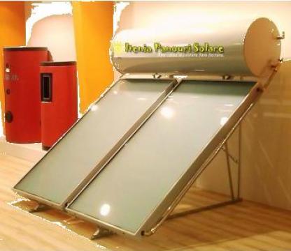 Boiler solar bivalent 120 litri