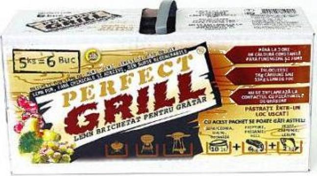 Brichete lemn pt gratar Perfect Grill