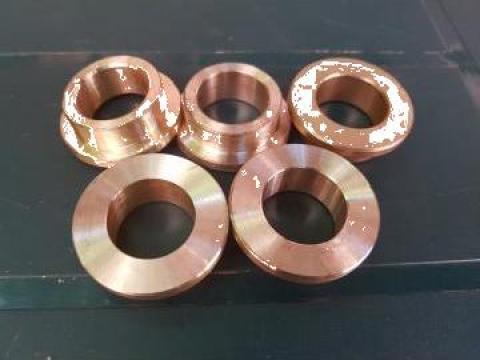 Bucsa din bronz fi 15 x fi 30 x 60 mm, CuSn10Pb10