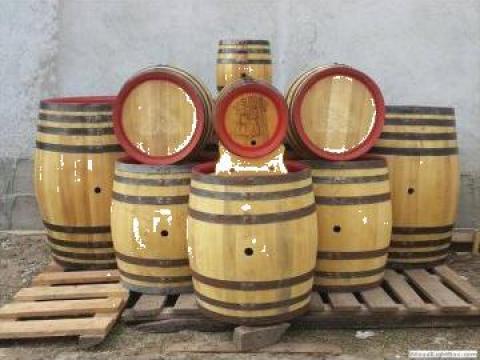 Butoaie din lemn de dud