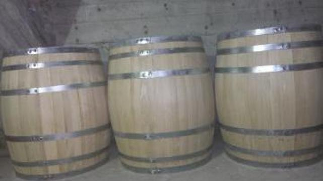 Butoaie din lemn stejar 400 litri
