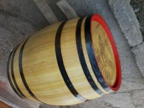 Butoaie lemn 200 litri
