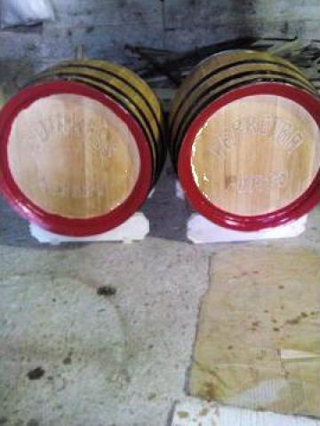 Butoaie lemn de stejar pentru vin