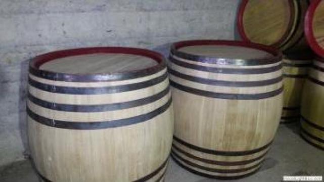 Butoi lemn 500 litri