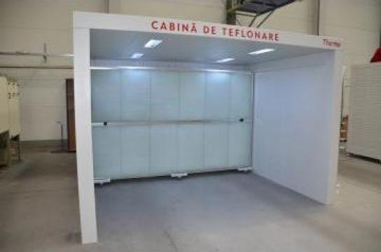 Cabina de vopsire Therma