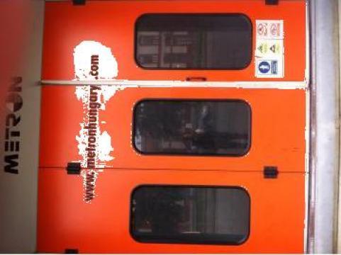 Cabina de vopsit Metron