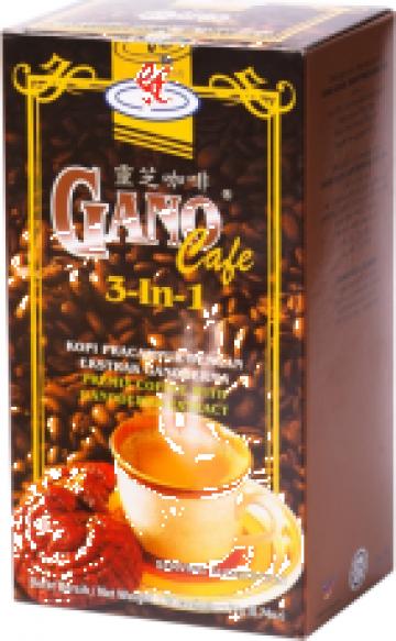 Cafea Gano Cafe (Classic, 3 in 1, mocha)