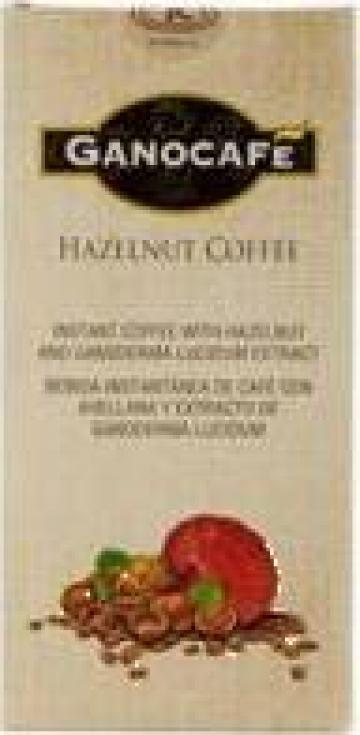 Cafea Ganocafe Hazelnut