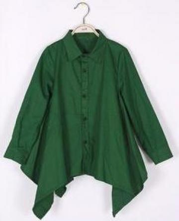 Camasa pentru copii Fashion, verde