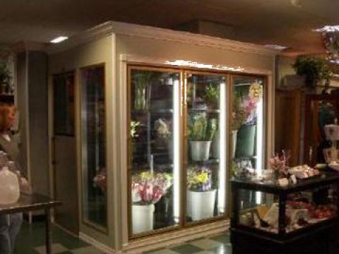 Camera frigorifica pentru flori, bauturi, patiserie