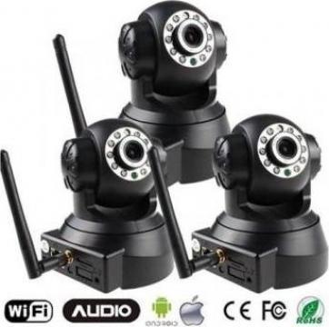 Camera supraveghere IP Wireless video camera
