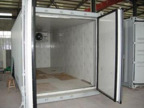 Camere si depozite frigorifice refrigerare / congelare