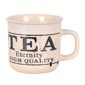 Cana ceramica mare Eternity Tea-450ml
