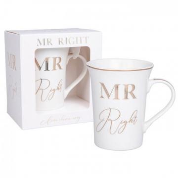 Cana din ceramica Mr Right