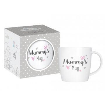 Cana din ceramica pentru mamici Hugs and Kisses