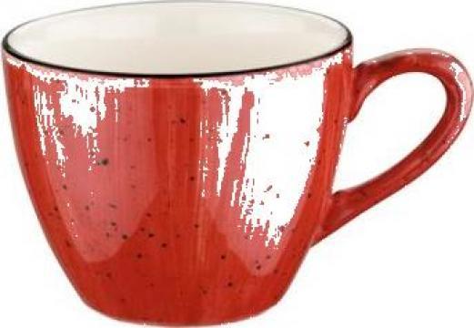 Cana pentru cafea din portelan Bonna colectia Passion 80ml