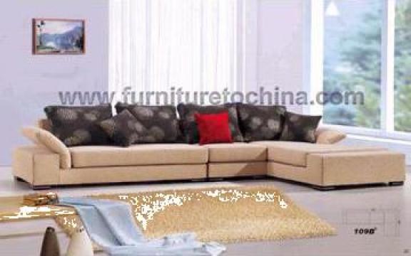 Canapea colt modern, mobilier sectiuni, sofa, furniture